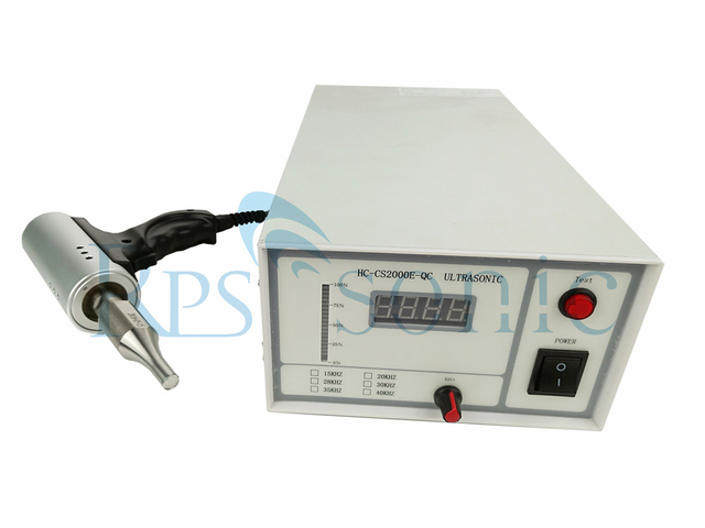 Ultrasonic Spot Welding Machine for Auto Door Panel Welding