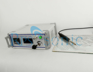 Ultrasonic Soldering Iron 60Khz Soldering Copper Wire on Glass
